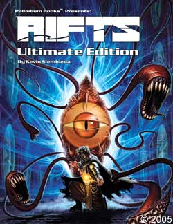Rifts Ultimate Edition